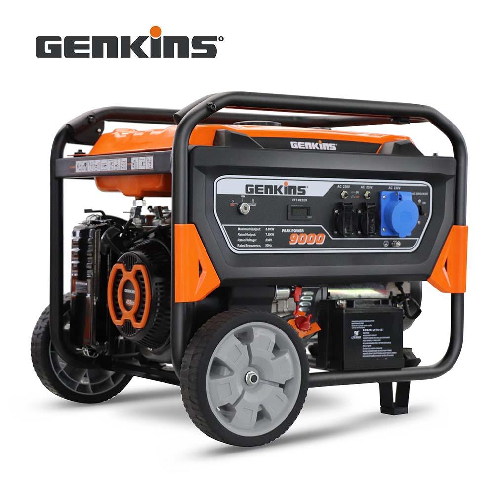 GK9000-1 9000W Gasoline Generator