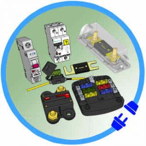 Fuses / Fuse Holders / Breakers