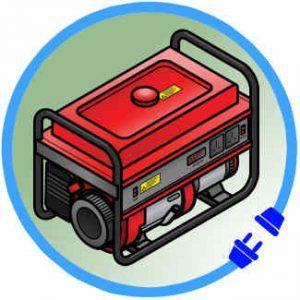 AC Generators - Gasoline