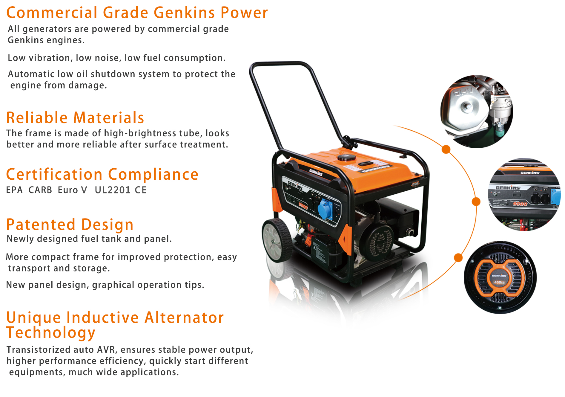 "gensetspeci - 9000W Gasoline Generator -<img class=""aligncenter size-full wp-image-18683"" src=""https://unpluggedpowersystems.ca/wp-content/uploads/2019/01/9000spec_f752.jpg"" alt="""" width=""1112"" height=""348"" /> - genset-ac-gas - gensetspeci"