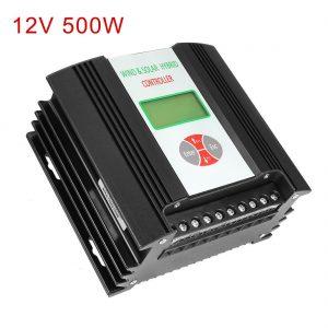 2 300x300 - Wind / Solar Hybrid Street Light Controller 12V 500W Wind + 150W Solar -12V wind and solar hybrid controller - wind-turbine-controllers, controllers - 2 300x300