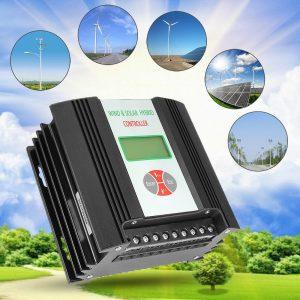 A 300x300 - Wind / Solar Hybrid Street Light Controller 24V 500W Wind + 150W Solar -24V wind and solar hybrid controller - wind-turbine-controllers, controllers - A 300x300