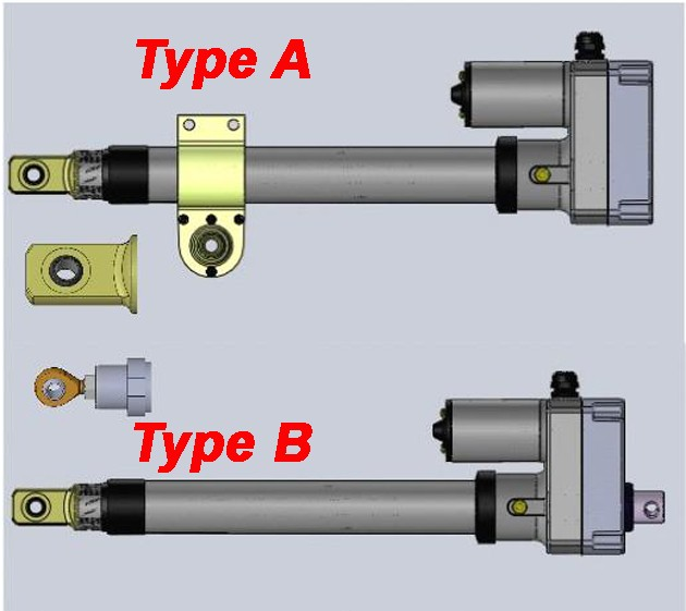 Picture Linear Actuator