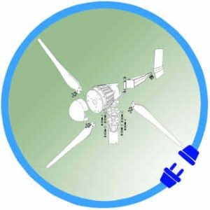 Wind Turbine Parts and Accessories