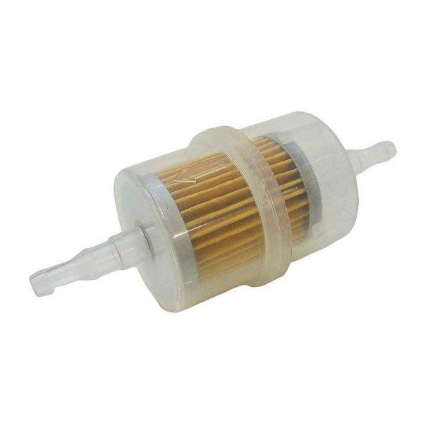 """4 2 600x600 - Inline Fuel Filter - Type 1 -<ul> <li>Size: 12.5 x 5.5 x 5.5cm/4.9 x 2.2 x 2.2inch</li> <li>Product Type: Petrol Filter</li> <li>Quantity: 1pcs</li> <li><strong>Features:</strong></li> <li>Easy to install.</li> <li>Suitable for 6mm (1/4"""") 8mm (5/16"""") hose use.</li> <li>Suitable for general Gasoline 0r Diesel</li></ul> - generator-parts-and-accessories - 4 2 600x600"""