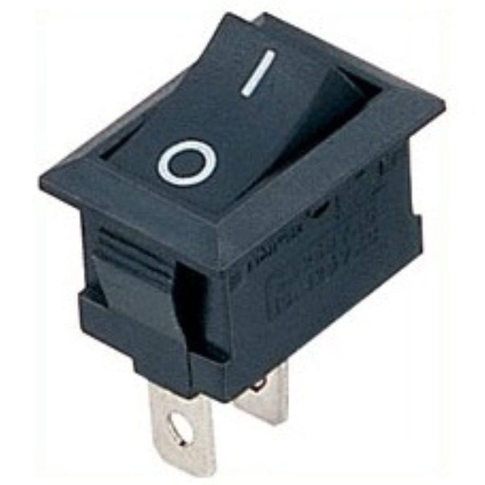 SPST On-Off Rocker Switch