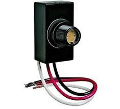 Photosensor 1c - Photoelectric Switch -AC 100-277v Photocell Sensor. - led-parts, inst-env - Photosensor 1c