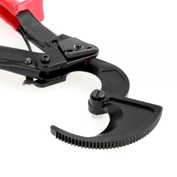 3 1 600x600 - Ratchet Cable Cutter - Cuts Up to 240mm² -This is a useful cable cutter tool for cutting the aluminum and copper wire with single-handed operation. It's easy to use, just hold the handle and operate it once to successfully cut the wire. It's a good tool for electrical repair. - tools - 3 1 600x600