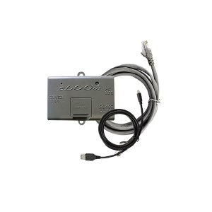 23101542373 300x300 - Data Logger eLOG-01 -• Compatible with PC software & MT50 for real-time monitoring • Connect to PC via USB interfaces with high compatibility • LED Indicator design, more intuitive display • Record & download system data, Record capacity: 20000 points(MAX) • Powered up by controller communication interface - solar-controller-epever - 23101542373 300x300