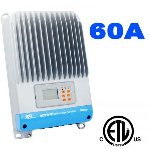 EPSolar IT6415ND 300x300 - EPEVER MPPT Solar Charge Controller 60A 12V/24V/36V/48V with ETL -EPSolar – EPEver IT6415ND, 60 Amp MPPT charge controller, 12/24/36/48 Volt, 150 Volt DC input, with display and ETL Certification - solar-controller-epever - EPSolar IT6415ND 300x300