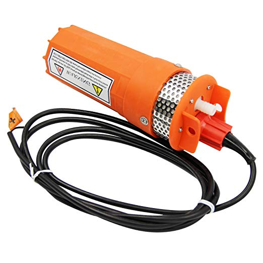 Well-pump DC Submersible Well Pump