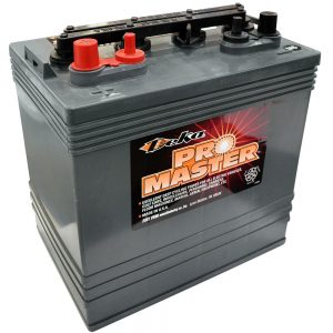 GC8V 300x300 - DEKA GC8V 8V 165aH Flooded Battery -<strong>Deka Part Number: GC8V </strong>Voltage: 8V 20hr AH Rating: 165 Reserve Capacity: 85 - batt-fla - GC8V 300x300