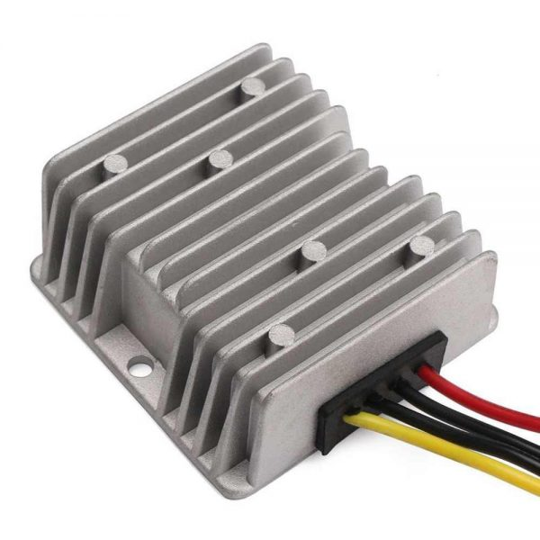 36V 48V to 12V 25A 300W Voltage Reducer DC Step Down Converter 30 60V to 12V.jpg q50 600x600 - DC Power Buck (36V-48V input to 12V DC Adapter) -Converts 24V DC to 12V DC at 20 Amps. - dc-accessories - 36V 48V to 12V 25A 300W Voltage Reducer DC Step Down Converter 30 60V to 12V.jpg q50 600x600